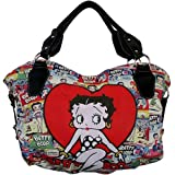 ABP6024. Licensed Betty Boop Shopping Bag