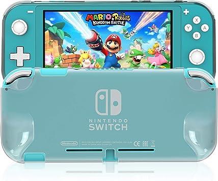 YCCTEAM - Carcasa de TPU para Nintendo Switch Lite 2019 ...