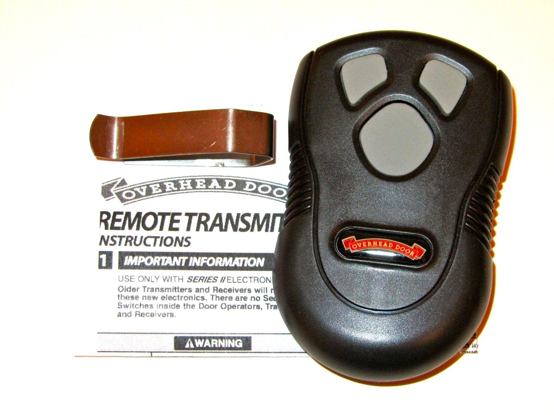 Overhead Door Garage Door Remote CodeDodger OCDFTD 3 Flashlight
