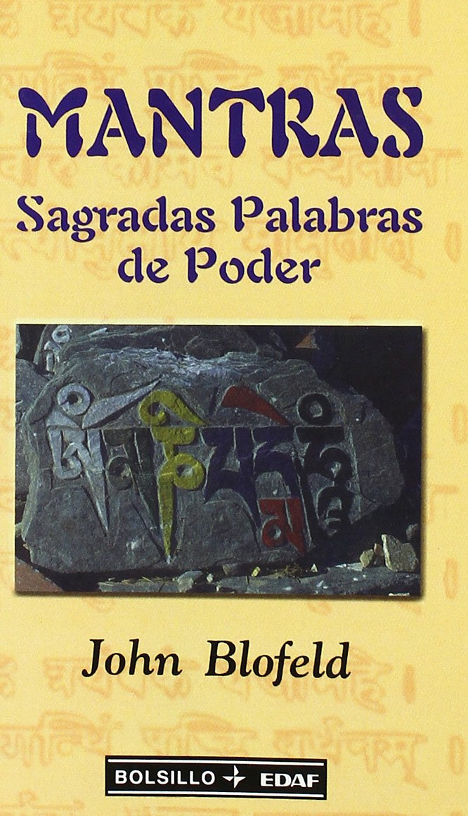 Mantras: Sagradas Palabras De Poder (Spanish Edition) pdf epub
