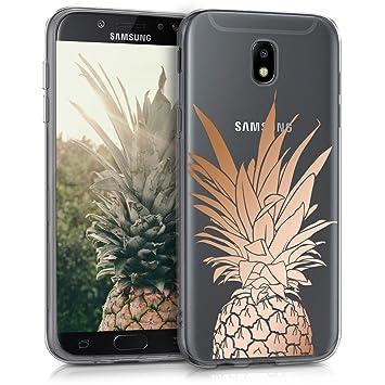 kwmobile Funda para Samsung Galaxy J5 (2017) DUOS: Amazon.es ...
