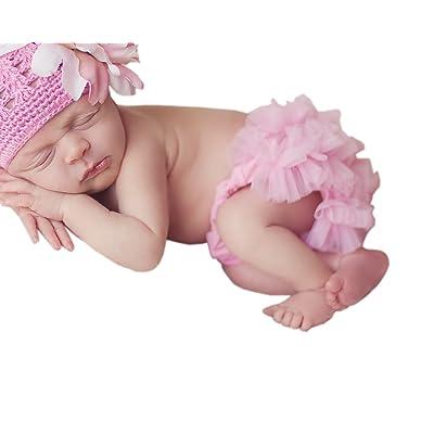Huggalugs Girls Light Pink Chiffon Bloomers (2 - 4 Years)
