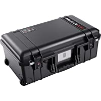 Pelican Air 1535 Travel Case - Carry On Luggage (Black)