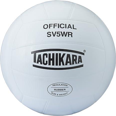 Tachikara - Balón de Voleibol de Goma: Amazon.es: Deportes y aire ...