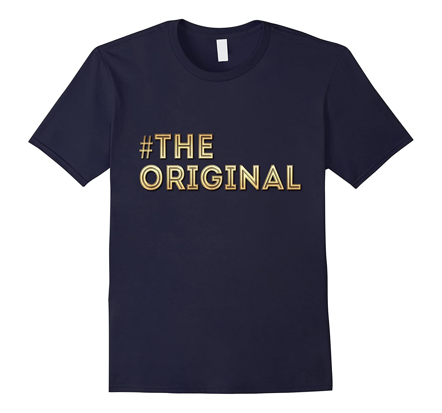 #THE ORIGINAL AND REMIX T-SHIRT FAMILY MATCHING TEE-TH
