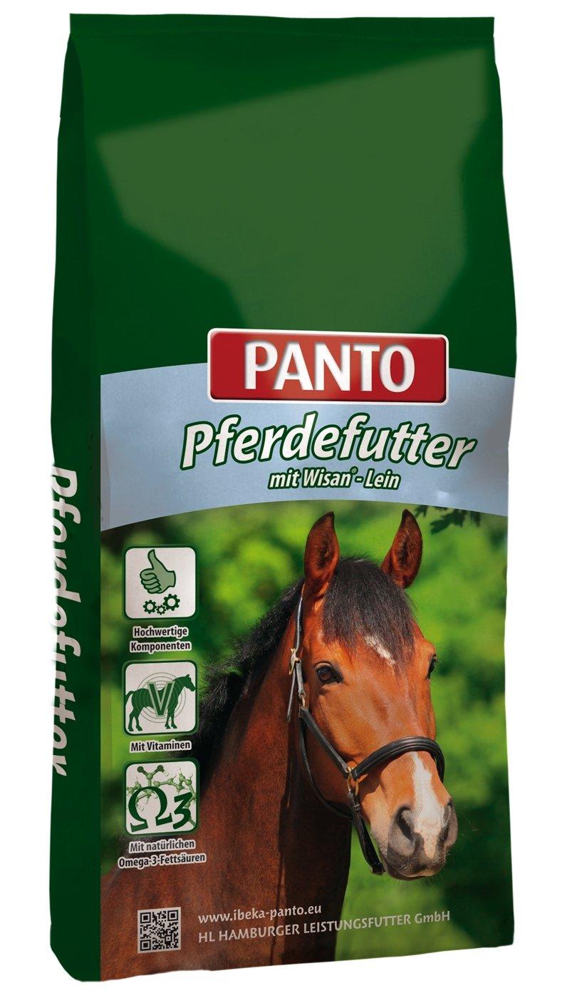 Panto Sport de muesli pour Chevaux, haferfrei avec Wisan de Toile, Carottes, 1er Pack (1x 20kg)
