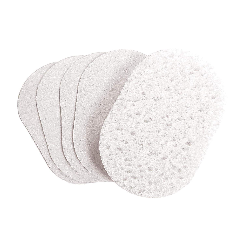 Prosana Oval Compressed Sponges Natural 24 Pc.