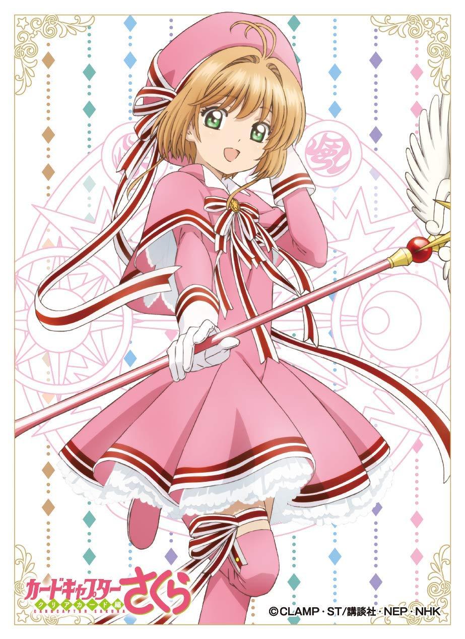 Cardcaptor Sakura - Sakura Kinomoto A Card Game Character Sleeves Collection EN-660 Anime Girls Art