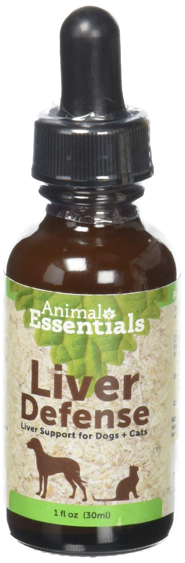 0ANIV Animal Essentials Liver Defense 1 fl oz