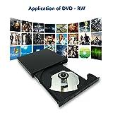 tengertang USB External blu-Ray Drive, Portable DVD Burner,BD-ROM,DVD/CD-RW/ROM Writer,Support xp/Win/ Linux System Related