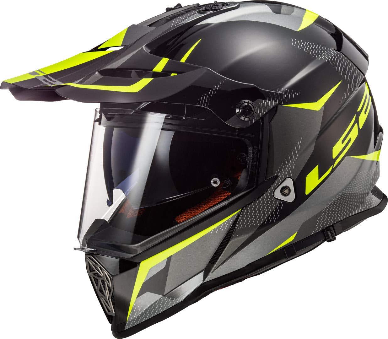 LS2 Pioneer MX436 Ring Motocross Helm L