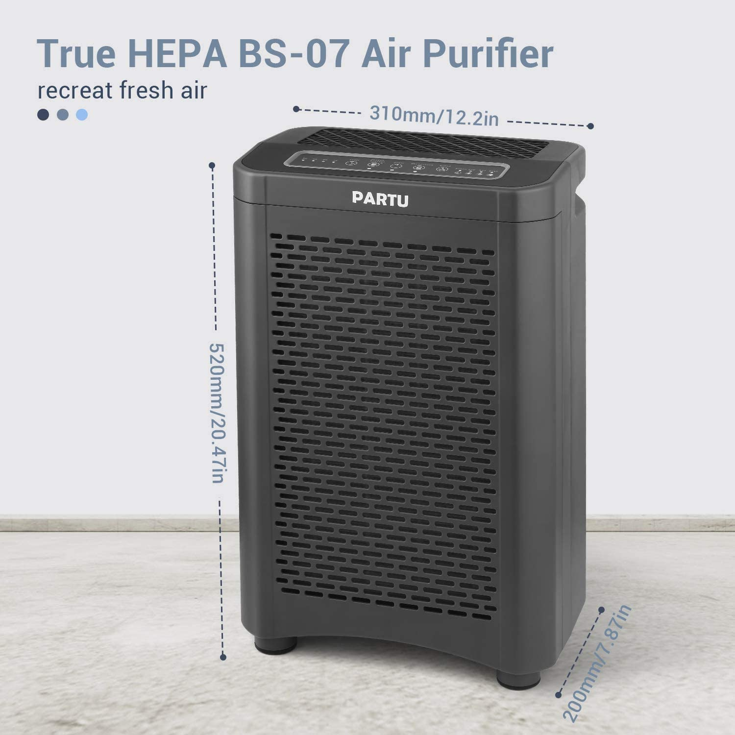 Amazon Promo Code 2020 for True Hepa Air Purifier for Large Room