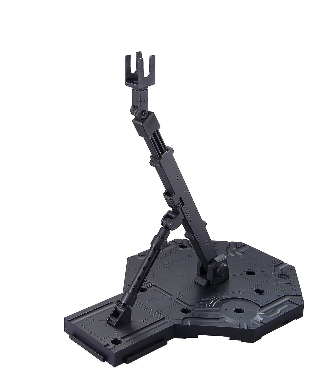 Bandai Hobby Action Base 1 Display Stand (1/100 Scale), Black BAN148215