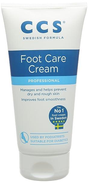 ccs foot care cream review