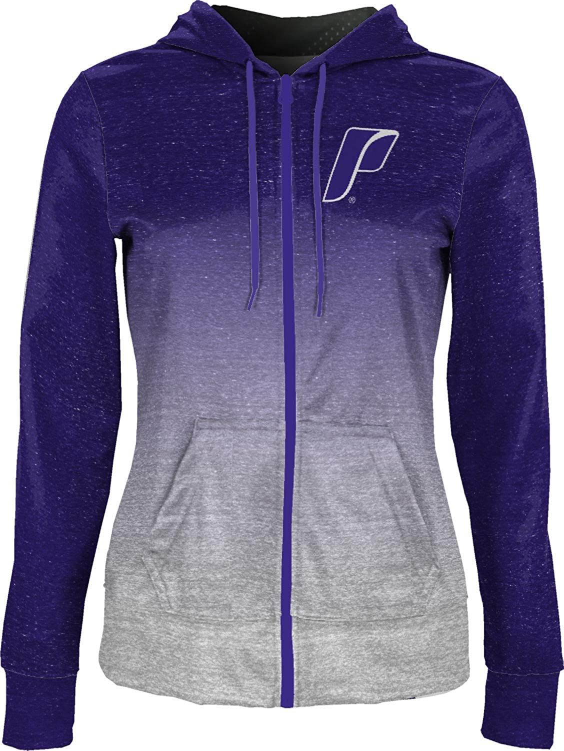 Ombre School Spirit Sweatshirt ProSphere University of Portland Girls Zipper Hoodie