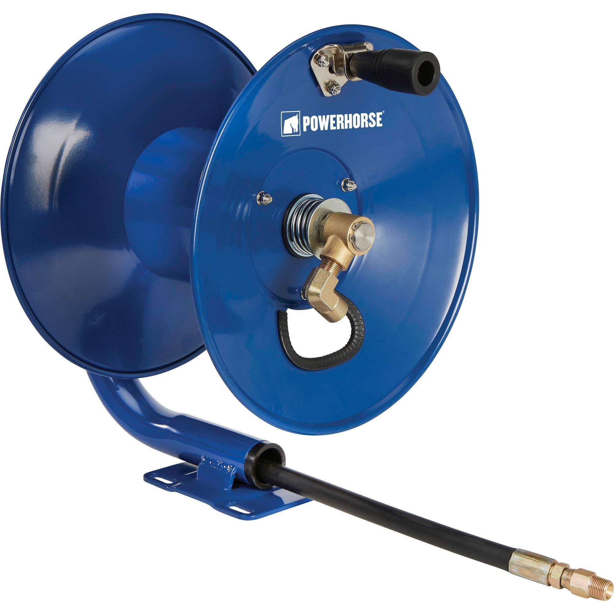 Powerhorse Pressure Washer Hose Reel - 4000 PSI, 150ft. Capacity by Powerhorse