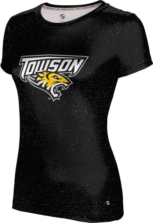 Heather ProSphere Towson University Girls Pullover Hoodie School Spirit Sweatshirt