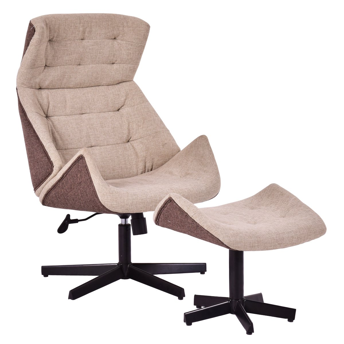 12 Best Modern Most Comfortable Reclining Office Chairs Footrests Bestl