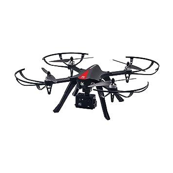 PNJ Drones 440 x 440 x 145 mm Negro/Rojo: Amazon.es: Electrónica