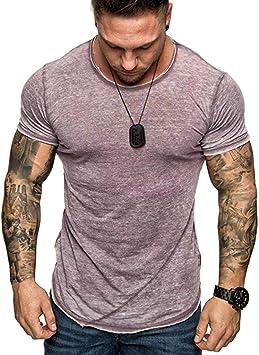 Camisa para Hombre Camiseta Moda de Verano para Hombre Slim Casual Zipper Fit Patchwork de Manga Corta Top Blusa Camisa Negra Polos Hombre Camisa Rayas Hombre Crop Top Camisetas largas Hombre Jodier: