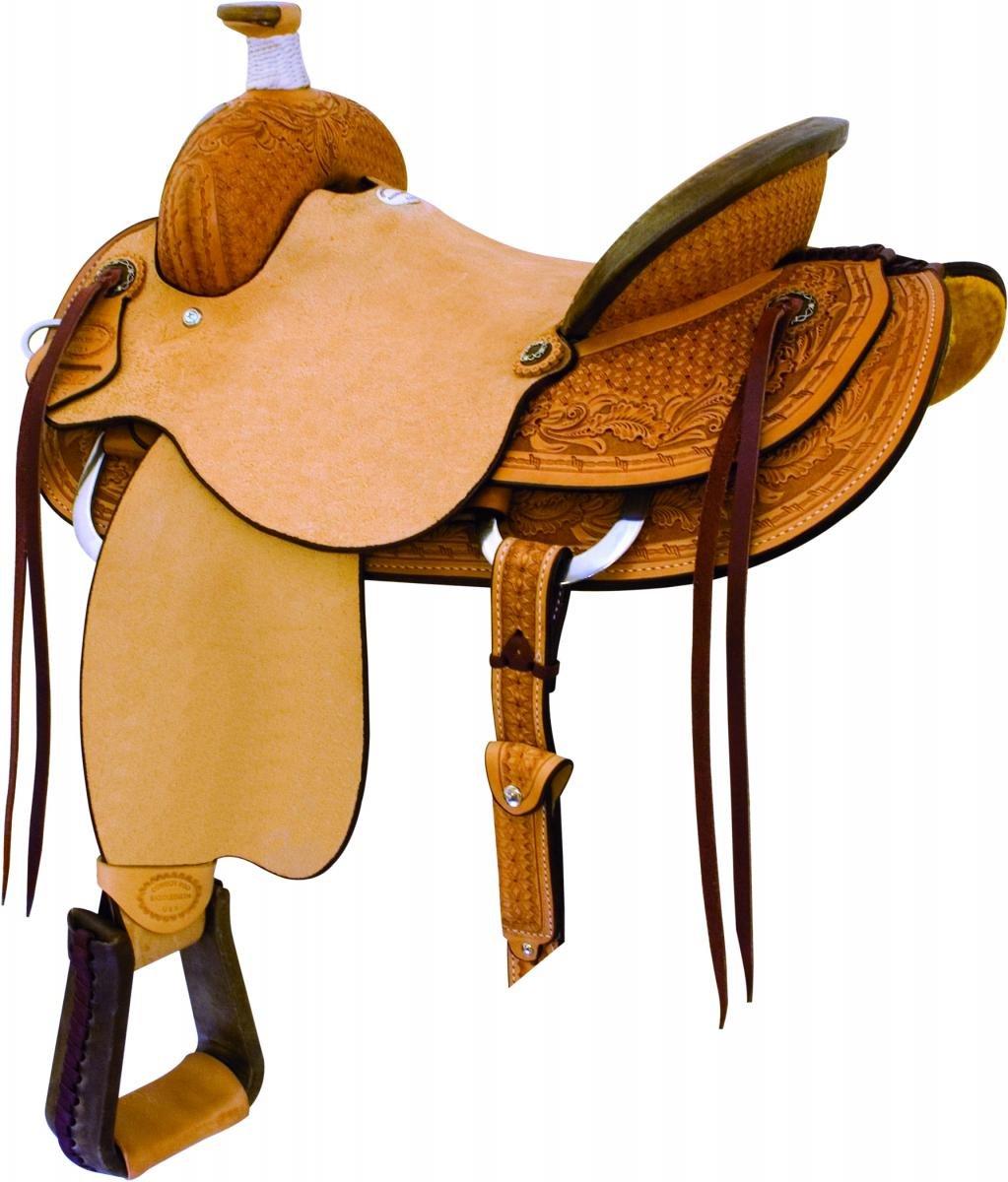 Billy Cook Saddlery Sheridan Ranchサドル Sheridan B0089KTYJ6 15.5In Parent B0089KTYJ6 ピーカン 15.5In, リラの女王様:5e452b0e --- m2cweb.com