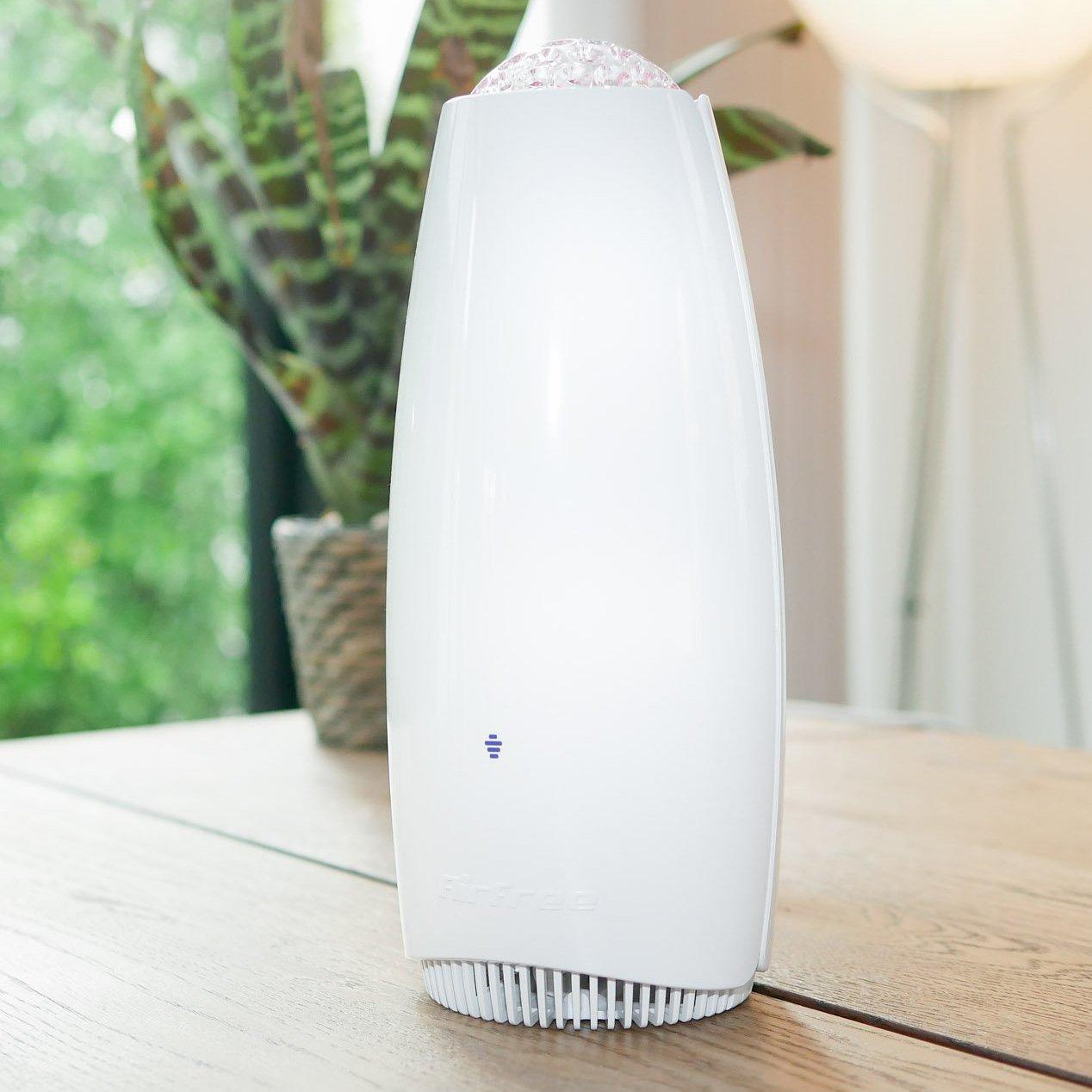 Airfree Tulip Filterless Silent Air Purifier
