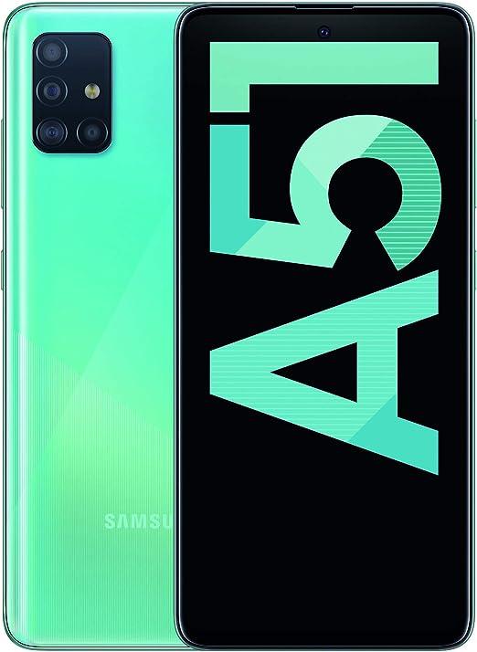 Oferta amazon: Samsung Galaxy A51 - Dual SIM, Smartphone de 6.5