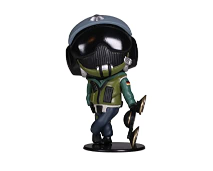 ubisoft six collection  : Ubisoft Six Collection Jager Chibi 4