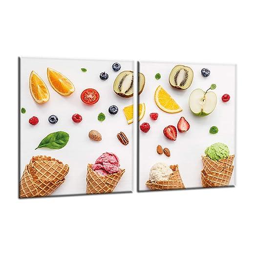 Compra decorwelt | para Cubrir la vitrocerámica Comer ...