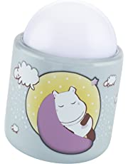 Pabobo - Veilleuse Portable Bébé et Enfant - 70 heures d'autonomie sans pile ni fil