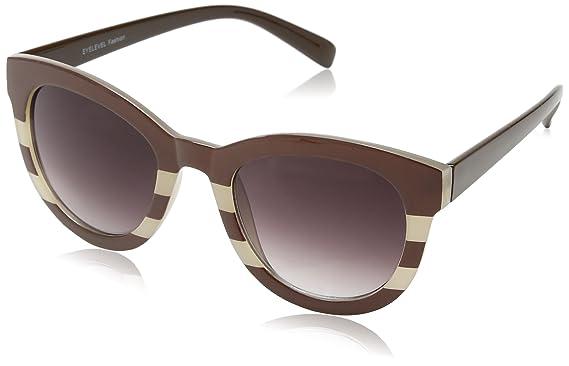 Eyelevel Herren Sonnenbrille Gr. Einheitsgröße, Braun - Braun
