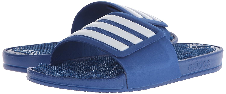 e948bc3b101170 adidas Performance Adissage 2.0 Stripes Athletic Sandal  Amazon.co.uk  Shoes    Bags