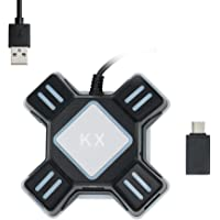 Mcbazel KX Keyboard & Mouse Converter Adapter for N-Switch/Xbox One/PS4/PS3