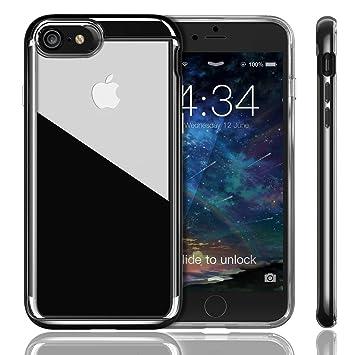 6e15989e54 Amazon | iPhone 7 ケース iVAPO iPhone 7上質カバー PC+TPU二層構造 ...