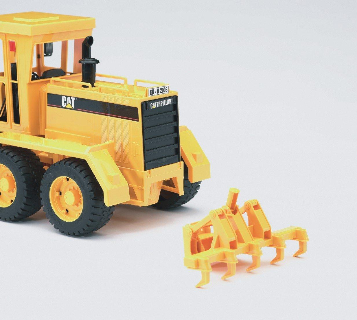 bruder 02437 Cat Motor Grader