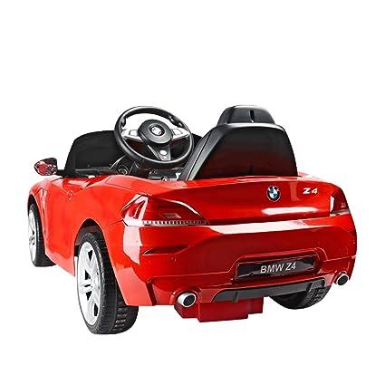 amazon com bmw z4 kids 6v electric ride on toy car w parent remote rh amazon com BMW Z40i Wiring Diagram 1993 BMW E46 Stereo Wiring Diagram