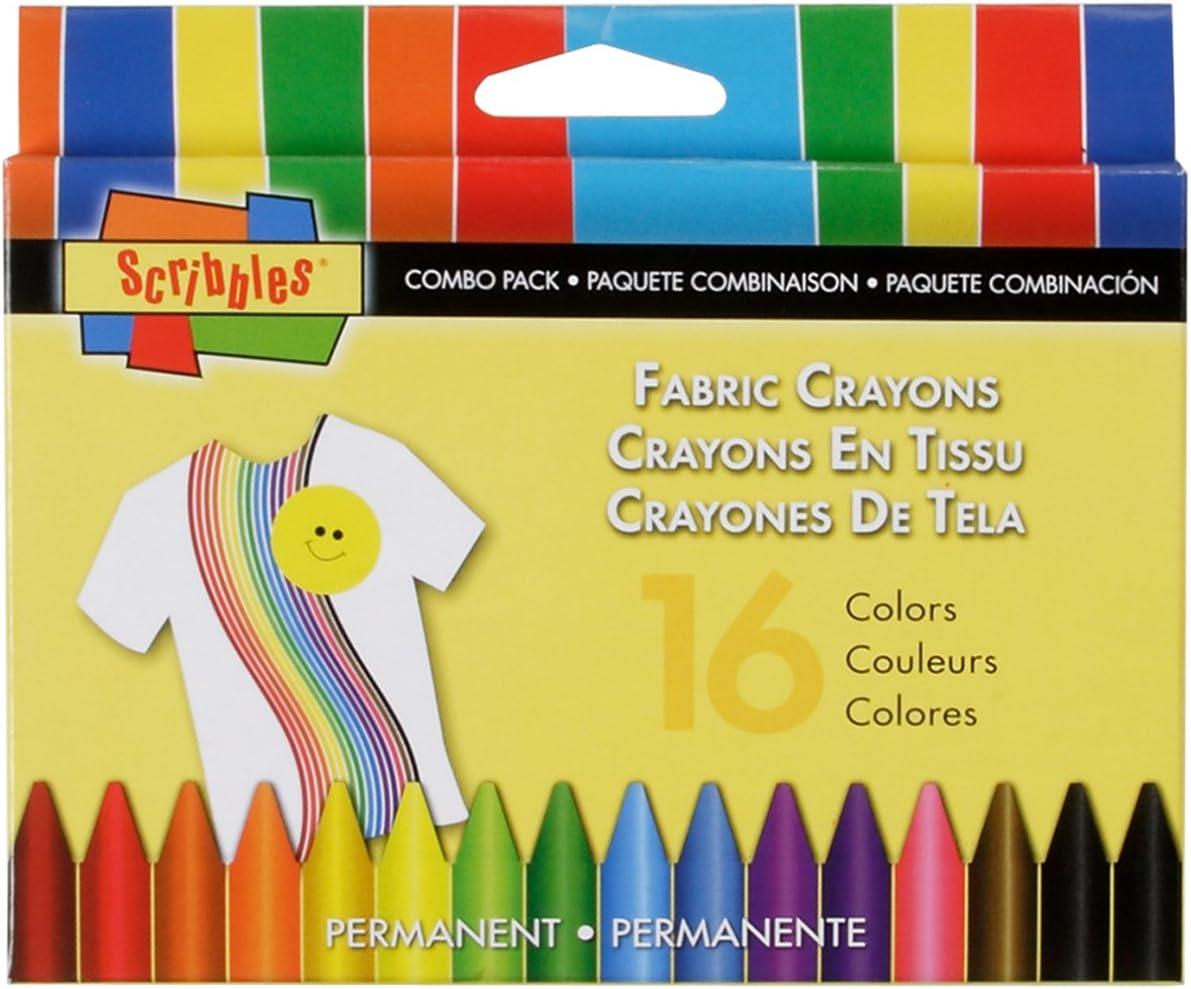 MUJI  Crayon Drawing Cloth Use  16 Colours Set