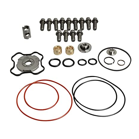 Amazon.com: Turbo Charger Upgraded 360 Thrust Rebuild Repair Kits Fit For 94-03 Ford Powerstroke 7.3L GTP38 TP38: Automotive
