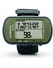Garmin 010-00777-00 Foretrex 401 GPS Watch with Compass and Barometric Altimeter