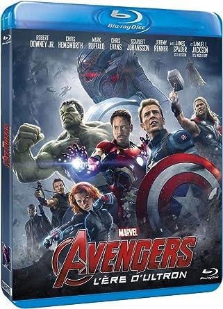 Avengers : Lère dUltron [Italia] [Blu-ray]: Amazon.es: Robert ...