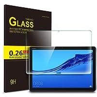 """IVSO Huawei Mediapad M5 Lite 10 Pellicola Protettiva, Pellicola Protettiva Schermo in Vetro Temperato per Huawei Mediapad M5 Lite 10.1""""2018 Tablet (1 Pack)"""