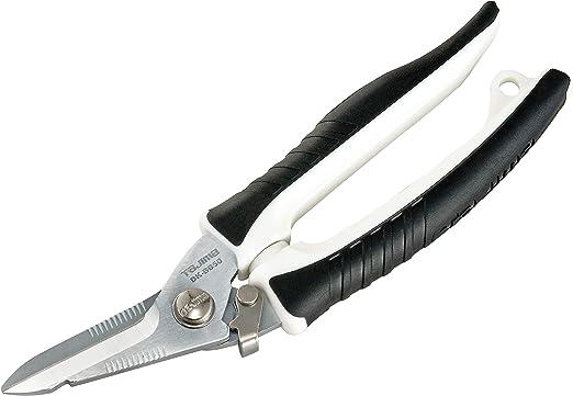 Comfortable to Use Thanks to Comfortable Grip Ergonomics Coated Blade 160 mm, Tajima CLP160 Scissors Precision Scissors Precise Cuts
