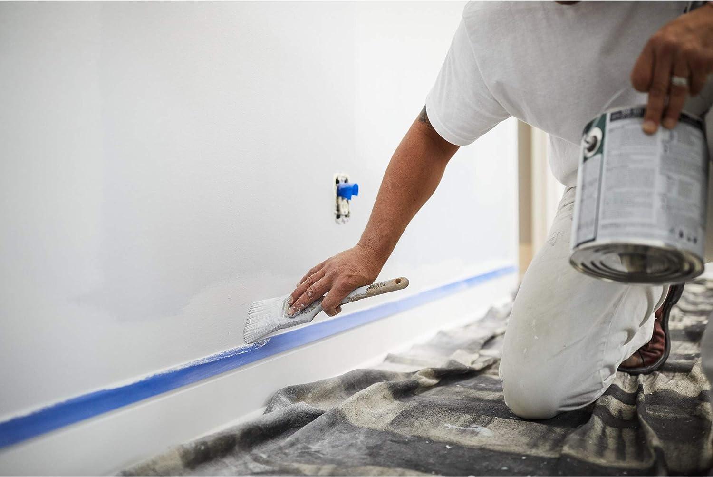 // 4-pack Shurtape CP-130 Ruban pour peintre de qualit/é professionnelle FrogTape Brand: 1.41 in Bleu x 60 yds.