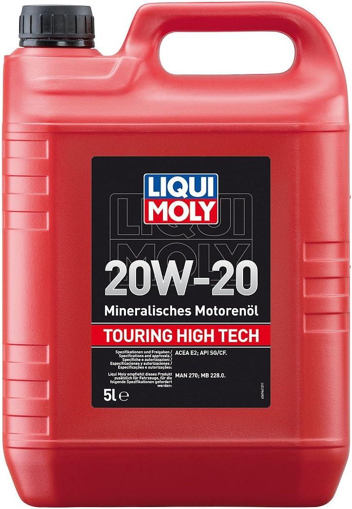 Liqui Moly 6964 Touring High Tech 20w 20 5 L Auto