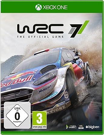 Bigben Interactive WRC 7, Xbox One vídeo - Juego (Xbox One, Xbox ...