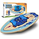 WALIKI Wood Balance Board   Ages 3-8   Toddlers and Kids