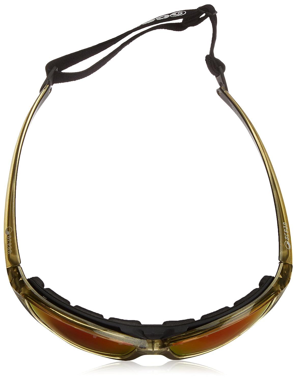 a78452f1b59e0b Ocean Sunglasses - lake garda - lunettes de soleil polarisées -Monture   Vert transparent Verres  Revo Rouge(13001.6)  Amazon.fr  Sports et Loisirs