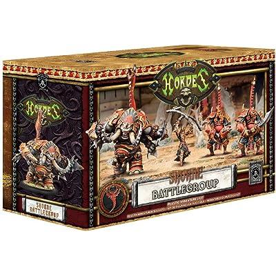 Privateer Press Hordes: Skorne Battlegroup Starter Box MKIII: Toys & Games