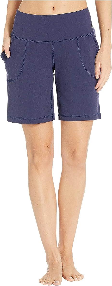 TALLA X-Small 8. New Balance - Pantalones cortos para mujer de alto rendimiento de 8