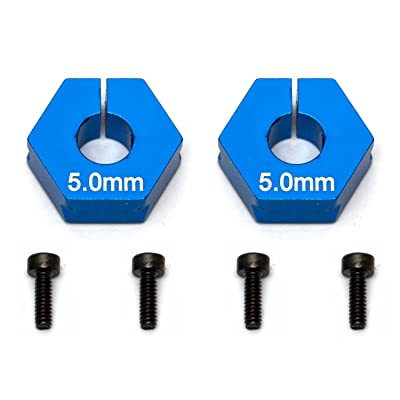 Team Associated 91609 B5M/T5M Factory Team Clamping Wheel: Toys & Games